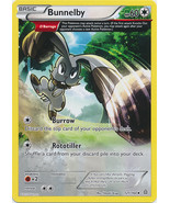 Bunnelby 121/160 Uncommon Primal Clash Pokemon Card - $0.49