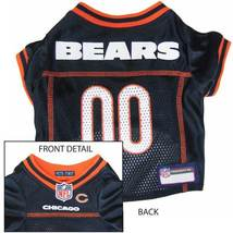 Chicago Bears Dog Jersey XL * Blue Home Game Colors NFL Football Pet Puppy - €23,62 EUR