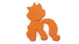 My Little Pony AppleJack Cookie Cutter - $8.99
