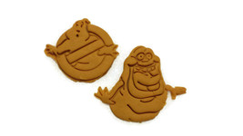 Ghostbusters Slimer Fondant cookie cutter set - $13.99
