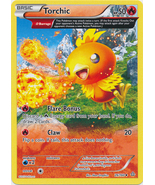 Torchic 26/160 Uncommon Primal Clash Pokemon Card - $0.49