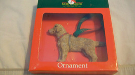 KURT SADLER LABRADOR RETRIEVER CHRISTMAS ORNAMENT, BNIP - $14.85