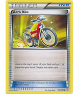 Acro Bike 122/160 Uncommon Trainer Primal Clash Pokemon Card - $1.39