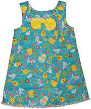 Toddler 2T Girls Easter Jumper Dress - $28.00