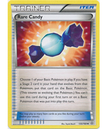 Rare Candy 135/160 Uncommon Trainer Primal Clash Pokemon Card - $0.79