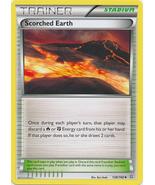 Scorched Earth 138/160 Uncommon Trainer Primal Clash Pokemon Card - $0.49