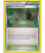 Shrine of Memories 139/160 Uncommon Trainer Primal Clash Pokemon Card - $1.89