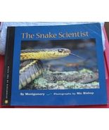 Learn About Red-Sided Garter Snakes From Bob Mason - The Snake Scientist... - $1.75