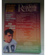 """Readers Digest Magazine January 1996 - """"What's your emotional I.Q.?"""" - $4.50"""