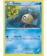 Feebas 43/160 Common Primal Clash Pokemon Card - $0.49