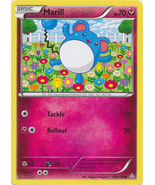 Marill 102/160 Common Primal Clash Pokemon Card - $0.49