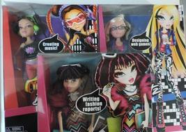 Bratz My Passion Cloe, Yasmin and Jade 3 doll set ( Barbie Monster High ... - $100.00