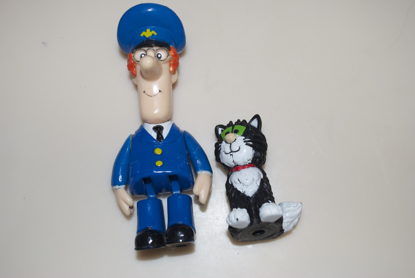 Postman Pat & Jess The Cat Figures
