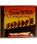 Snow White And The Seven Dwarfs (CD 1993) Walt Disney CD - $15.00