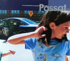 2001 Volkswagen PASSAT brochure catalog US 01 VW GLS GLX 1st Edition - $8.00