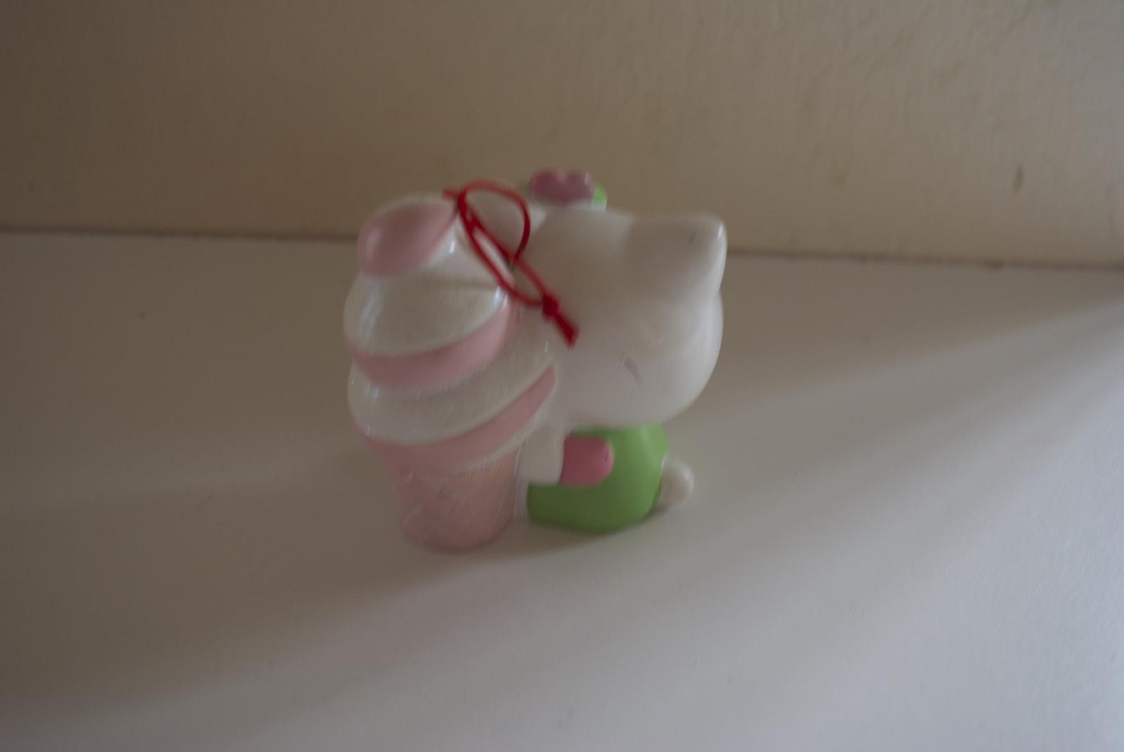 Hello Kitty Ice Cream Christmas Ornament 2004