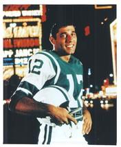 Joe Namath New York Jets 50C Vintage 8X10 Color Football Memorabilia Photo - $5.99