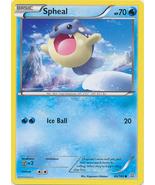 Spheal 46/160 Common Primal Clash Pokemon Cards - $0.49