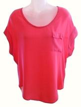 Splendid Size XS Womens Pink Dolman Sleeve Top - $49.99