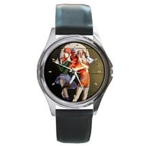 Mezzo Forte Manga Anime Leather Watch Wristwatch - $12.00