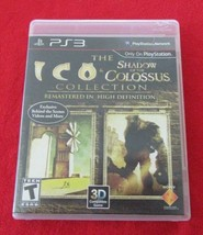 The Ico & Shadow of the Colossus Collection (Sony PlayStation 3, 2011) - $12.86