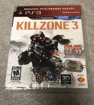 Killzone 3 (Sony PlayStation 3, 2011) NEW - $9.89
