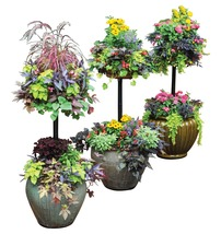 Pamela Crawford's Basket Column for Large Pots - $59.95