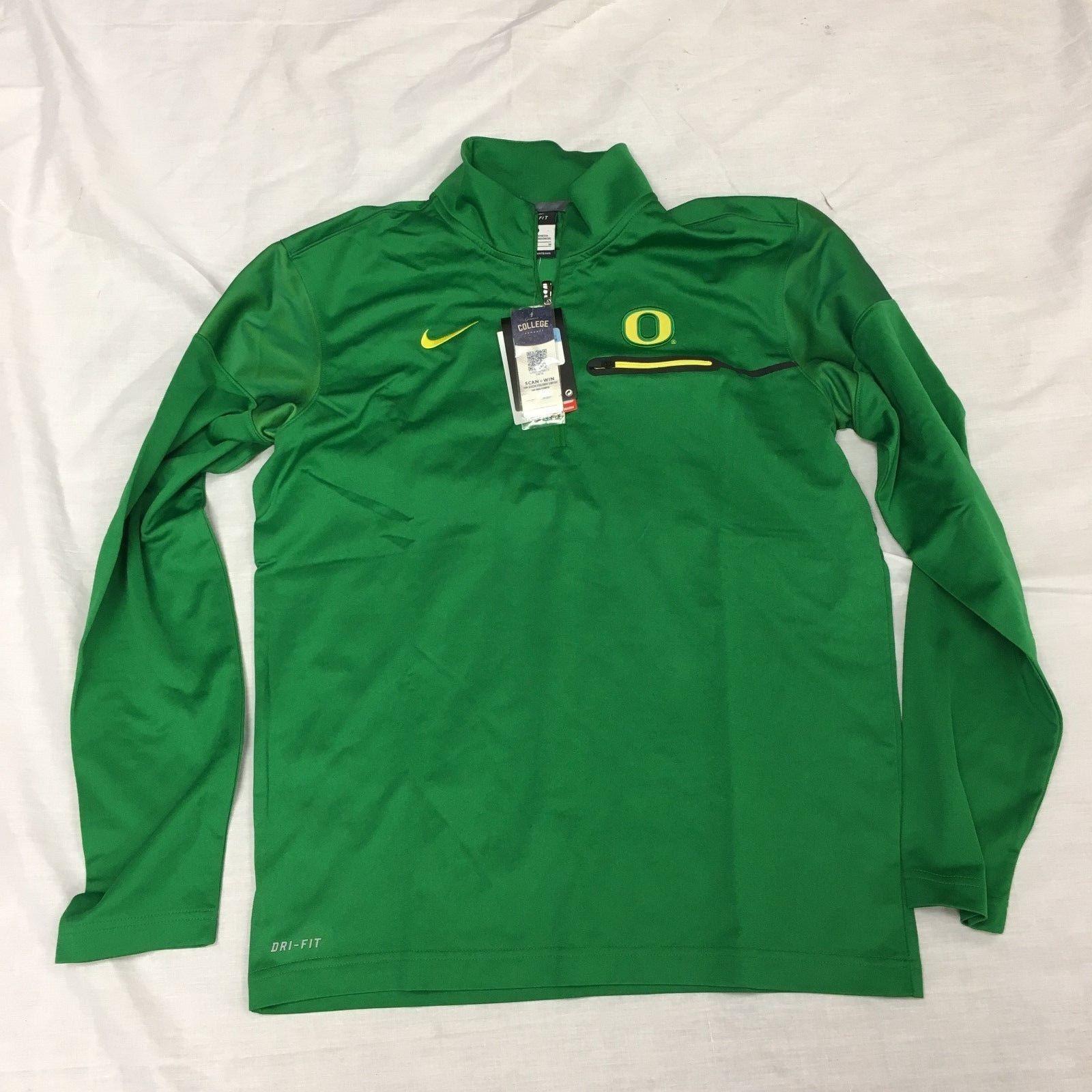 d4a626c45eb NWT New Oregon Ducks Nike Dri-Fit Coaches HZ and 50 similar items. S l1600