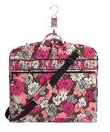 NWT Vera Bradley Garment Bag in Mocha Rouge - $95.99