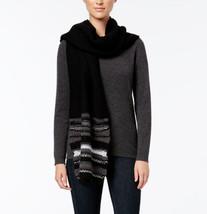 New INC International Concepts Cozy Crochet Shine Oversized Scarf Shawl ... - €9,16 EUR