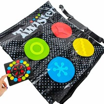 Blindfolded Twister® game w - $13.99