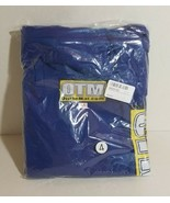 NEW OTM OnTheMat.com Built To Fight GI Pants Ju-Jitsu Blue A4 - $19.99
