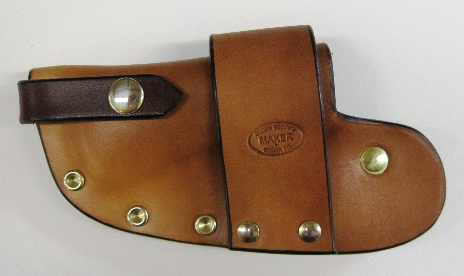 how to make a quick draw knife sheath