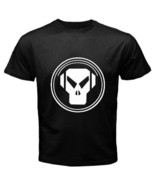 METALHEADZ Drums and Bass Logo Men's Black T-Shirt Size S-3XL - $13.99
