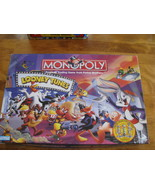 Parker  Brothers Monopoly Looney Tunes Game - $8.95