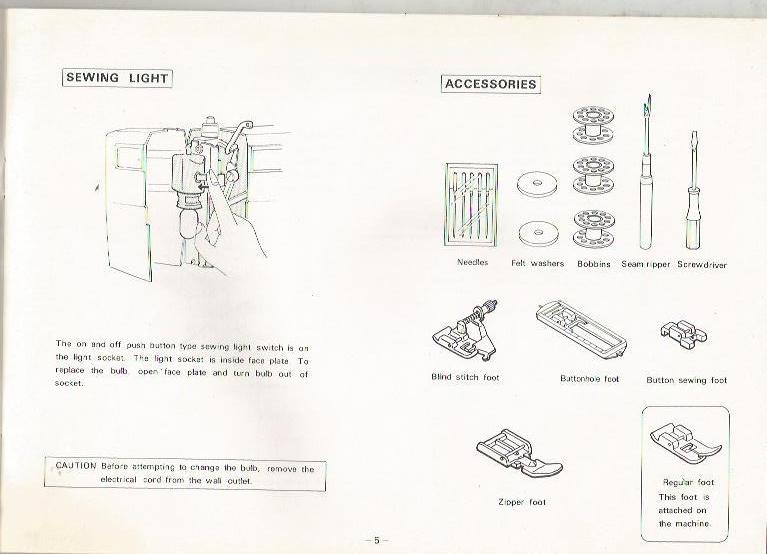 necchi 537fa  u0026 536fb free arm  u0026quot instruction and 50 similar items
