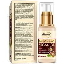 StBotanica Moroccan Argan Oil Firming & Illuminating Under Eye Serum, 25ml - For image 2