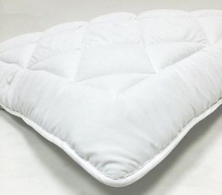 King Size Mattress Topper Pad Down Alternative with Stay Tight anchor St... - $39.95