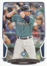 2013 Bowman Draft #44 Mike Zunino Seattle Mariners NM Lot of 4 Rookie Ca... - $3.96