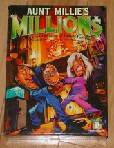 AUNT MILLIES MILLIONS GAME OF FAMILY FORTUNE 2007 GAMEWRIGHT COMPLETE - $15.00