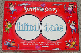 BATTLE OF THE SEXES BLIND DATE GAME 2003 IMAGIN... - $32.00