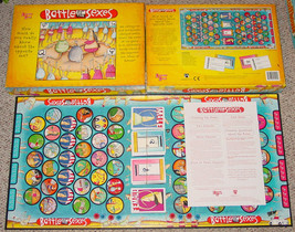 BATTLE OF THE SEXES BOARD GAME 1997 COMPLETE EX... - $30.00
