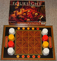 FOURSIGHT GAME OF DECEPTION 1985 LAKESIDE LEISURE DYNAMICS COMPLETE EXCE... - $20.00
