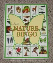 Bingo Nature Bingo Game  2001 Lucy Hammett Complete Excellent - $15.00