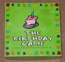 BIRTHDAY GAME PARTY GAME LATE FOR THE SKY UNUSED PARTS COMPLETE - $20.00