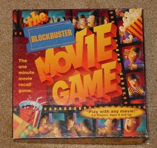 Blockbuster Movie Recall Game 2000 Complete Excellent - $25.00