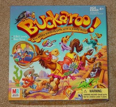 BUCKAROO GAME 2004 MILTON BRADLEY HASBRO COMPLETE EXCELLENT CONDITION - $20.00