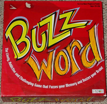 BUZZ WORD GAME CHALLENGING GAME PATCH PRODUCTS 2003 NIB COMPLETE SEALED ... - $24.00