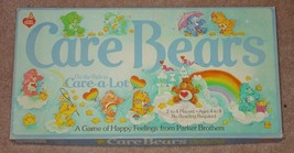 CARE BEARS ON THE PATH TO CARE A LOT GAME 1983 PARKER BROTHERS COMPLETE VG - $20.00