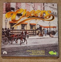 Cheers Board Game Trivia Game Classic Games 1992 Pictures - $15.00